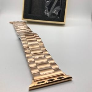 Boss Babe Rose Gold Link Apple Watch Band 38/40mm